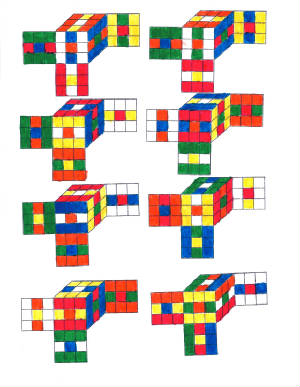 Advanced Rubik's Cube Patterns - Instructables.com
