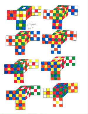 Create Mosaics - You CAN Do The Rubiks Cube!